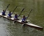 Echipaj feminin la start!
