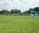 Stancu egalează în minutul 53 din penalty, obţinut de rezerva Pleşcan