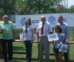 Andreea Velcea, remarcabilă şi la Cupa UPC - CSM: promiţătoare