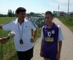 Vlaicu şi decarul Casap, un marcator de nota 10, în ton cu echipierii săi