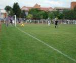 Albert Aldea, intrat în joc în minutul 63, a transformat penaltyul decisiv