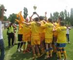 Trofeul campionilor: selecţionata Timiş U16