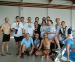 Echipa înot Masters Timişoara