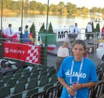 """Lulea a fost la nici o secundă şi jumătate de """"argint"""" în Mondialul de la Szeged"""