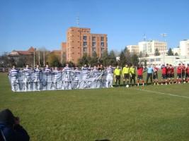 ASU Politehnica începe returul fără Sergiu Iorgovan, marcator în jocurile din 2014 cu CS Ghiroda, nouarul revenind astăzi de la tratament medical, din Austria