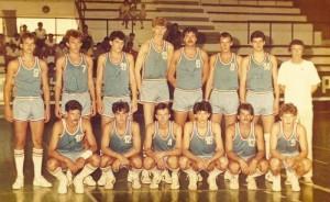 Jucator ELBA sezon 87-88 (primul de div A personal si echipa)