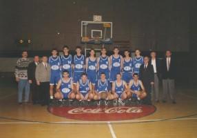Jucator ELBA sezon 98-99 (ultimul ca jucator in div A)