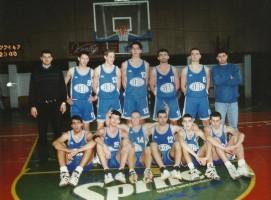 Sezonul 1999 - 2000, antrenor ELBA