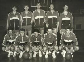 junior la Steaua Buc 1987 loc II