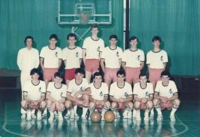 terminarea junioratului la CSS loc II 1986