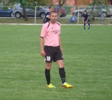(Autoliv Lugoj 7 goluri la jocul cu Voinţa  Gruni)