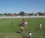 foto: faza de joc Timisoara-Dinamo