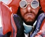 foto: Constantin Lăcătușu pe vârful Everest