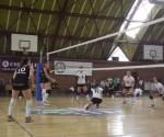 foto: fază de joc CSU Politehnica - ACS Agroland