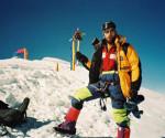 Horia Colibășanu pe vârful K2