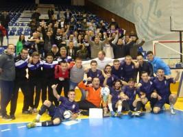 ASU Politehnica: locul I la ediția a XX-a a Cupei de Iarnă - D Timiș