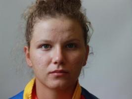 Andreea Popa: CSȘ Bega & România
