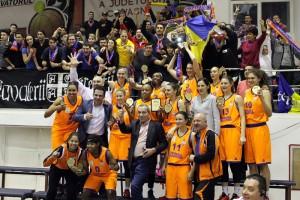 CSM Târgoviște - câștigătoarea Cupei României 2017