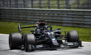 Formel 1 - Mercedes-AMG Petronas Motorsport, Großer Preis von Österreich 2020. Lewis Hamilton Formula One - Mercedes-AMG Petronas Motorsport, Austrian GP 2020. Lewis Hamilton