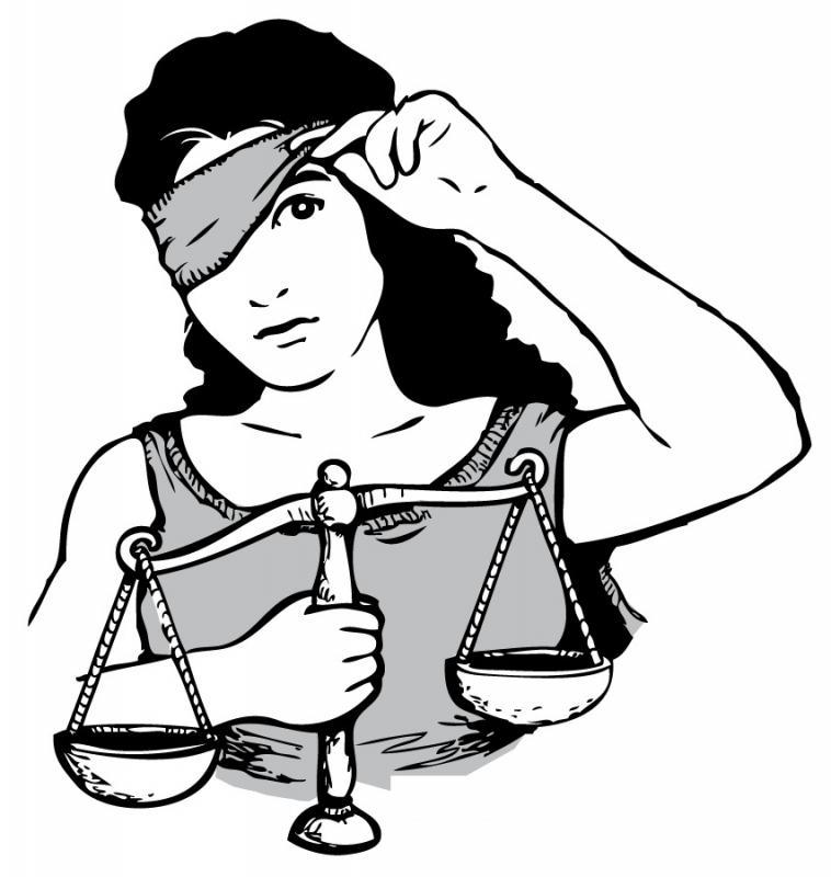 Justiția deschide ochii