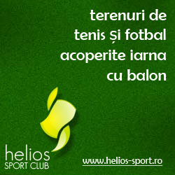 Reclama Helios Sport